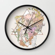 I N K Wall Clock