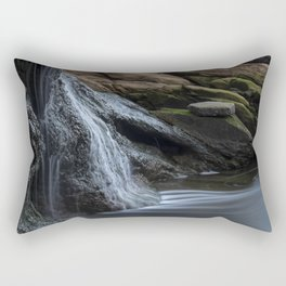 Waterfall Rectangular Pillow