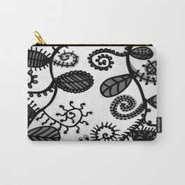 Fleurs sauvages - Wild flowers Carry-All Pouch