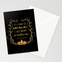 Bookish Quote The Cruel Prince Holly Black Stationery Cards