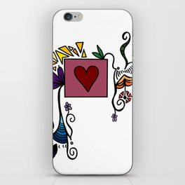 Love Grows, Baby iPhone Skin
