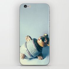 Bear-rel of Laughs iPhone & iPod Skin