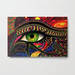 Eye Of Wonder Metal Print