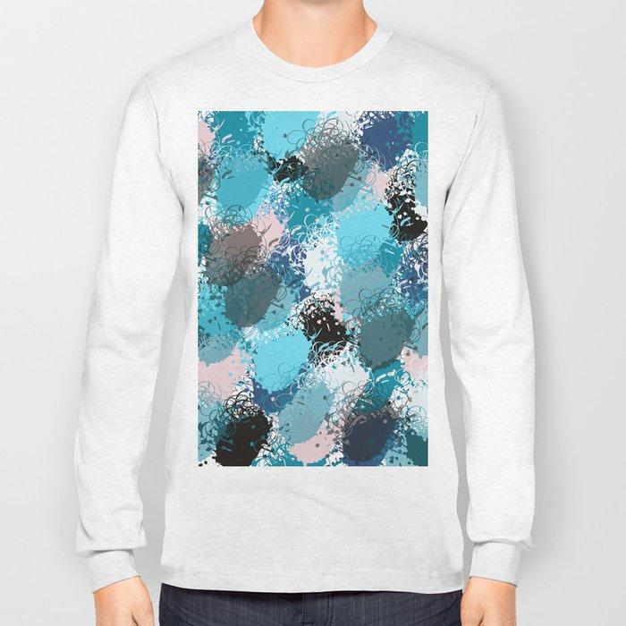 Abstract pattern 68 Long Sleeve T-shirt