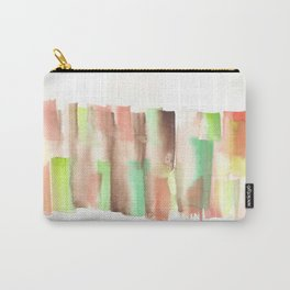 [161228] 14. Abstract Watercolour Color Study Carry-All Pouch