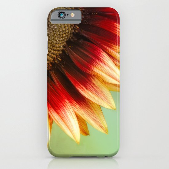 Sunflower iPhone & iPod Case