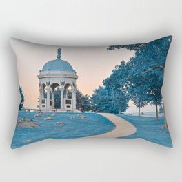 Antietam Sapphire Twilight Rectangular Pillow