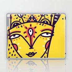 Mustard Queen Laptop & iPad Skin