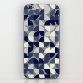 Quadrant Grid 2 iPhone Skin