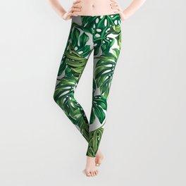 tropical haven Leggings