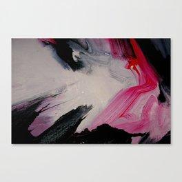Wet paint 5 Canvas Print
