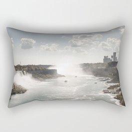 The Beauty Of Niagara Falls Rectangular Pillow