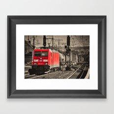 Koblenz Power Framed Art Print