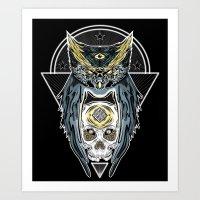 Illuminate Art Print