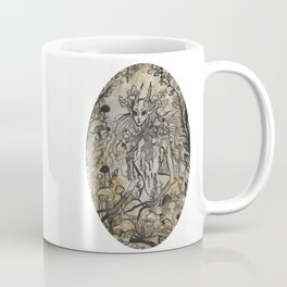 Mushroom Nymph Coffee Mug