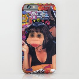 Troll Fiction iPhone Case