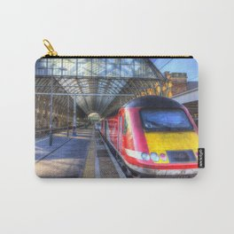 Virgin Train Kings Cross Station Carry-All Pouch