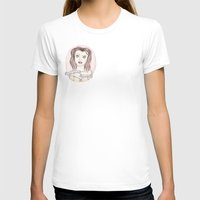 patriarchy T-shirts featuring Princess Against Patriarchy by ScarletConquering