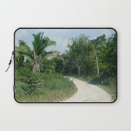 What's Around the Bend? Laptop Sleeve