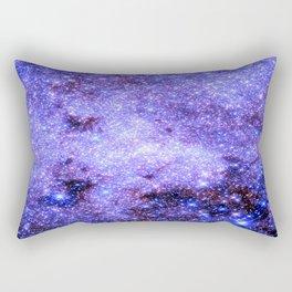 Lavender gAlAxy. Rectangular Pillow