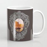 sail Mugs featuring Sail by Iris V.