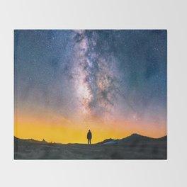 Heavens Above Throw Blanket