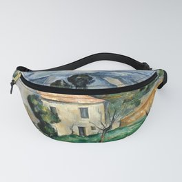 Paul Cézanne House in Provence Fanny Pack