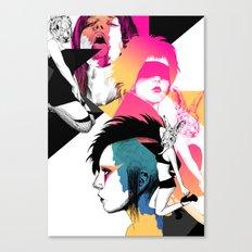 Regret Canvas Print