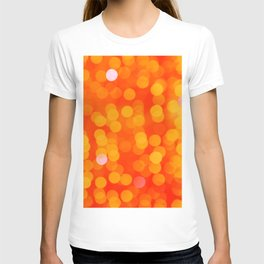 Orange Disco Fever T-shirt