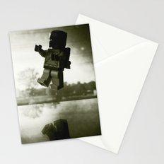 Boba Fetts flight Stationery Cards