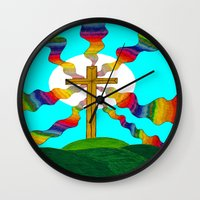 book cover Wall Clocks featuring Book cover by Carrollskitchen on youtube