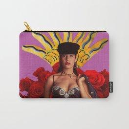Como La Flor Carry-All Pouch