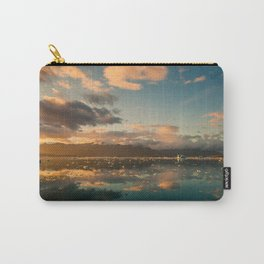 polar night #society6 #decor #buyart Carry-All Pouch