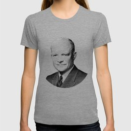 President Dwight Eisenhower Graphic T-shirt