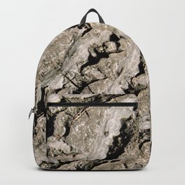 TEXTURES: Walnut Bark Backpack