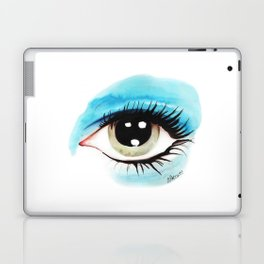 Bowie - Life on Mars? (Left Eye) Laptop & iPad Skin