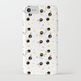 Soot Sprites iPhone Case