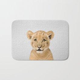 Baby Lion - Colorful Bath Mat