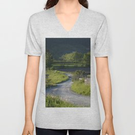 Countryside Unisex V-Neck
