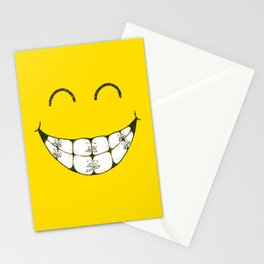 Hugs and smile Stationery Cards
