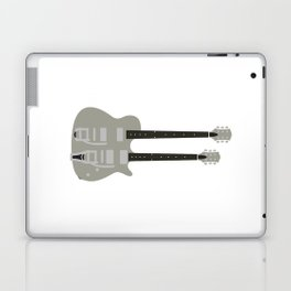 Gretsch Doubleneck ( G5566 ) Laptop & iPad Skin