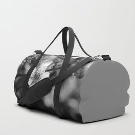 Blackberry Flower Duffle Bag