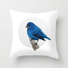 Messenger 004 Throw Pillow