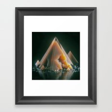 OVRDRIVE (everyday 09.21.16) Framed Art Print