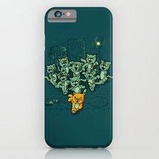 Zombie Cats iPhone 6s Slim Case