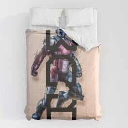 Heroes and Villains Series 2: War Machine Comforters
