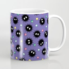 Soot Sprites (Purple) Coffee Mug