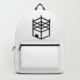 Building in Construction Backpack
