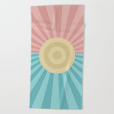 ANOTHER DAY Beach Towel