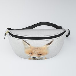 Baby Fox - Colorful Fanny Pack